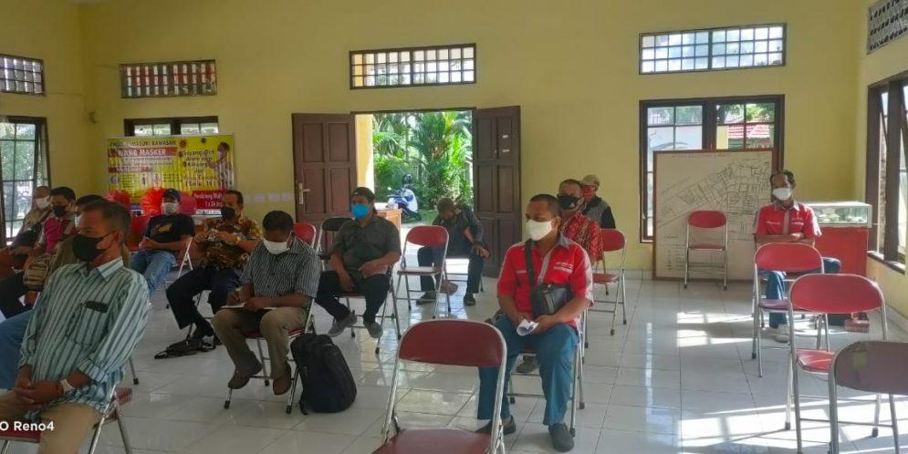 Pelatihan teknis Pemeliharaan dan Perawatan Kendaraan Roda Tiga Angkutan Sampah dan Pemadam Kebakaran di Kelurahan Langkai.